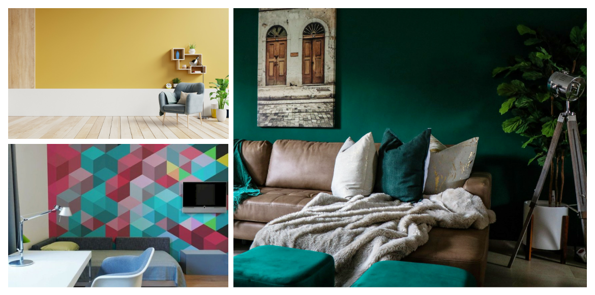 Your home walls are a canvas, paint them thoughtfully