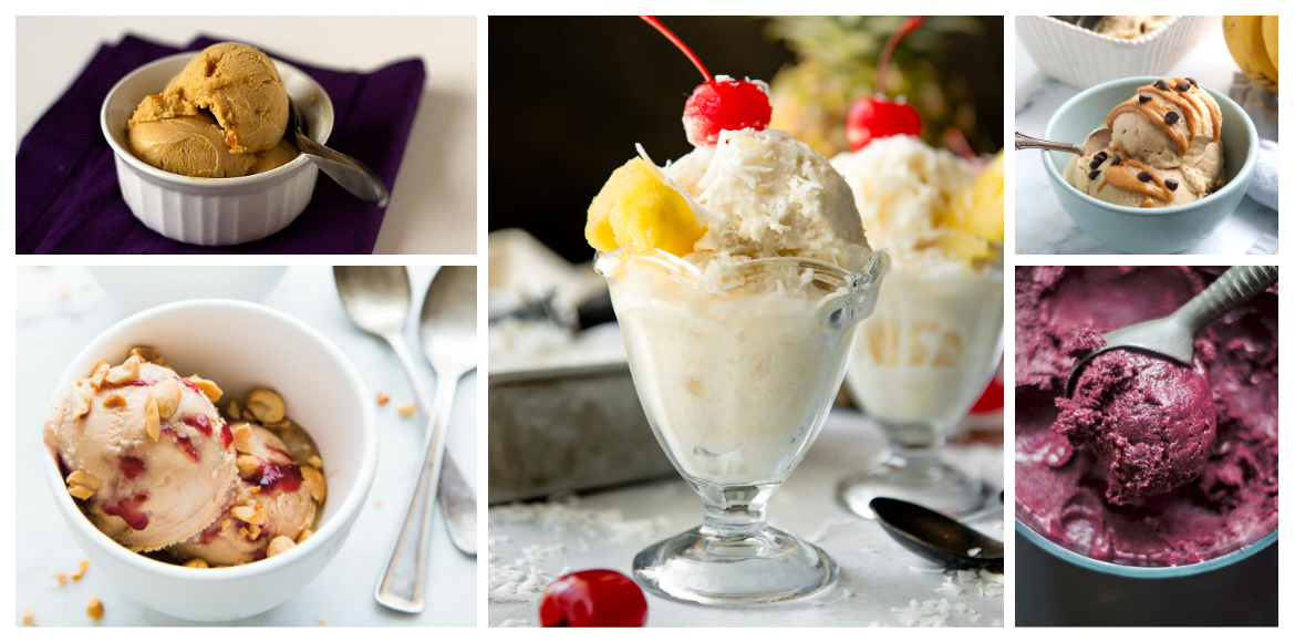 Ice cream flavours to make at home