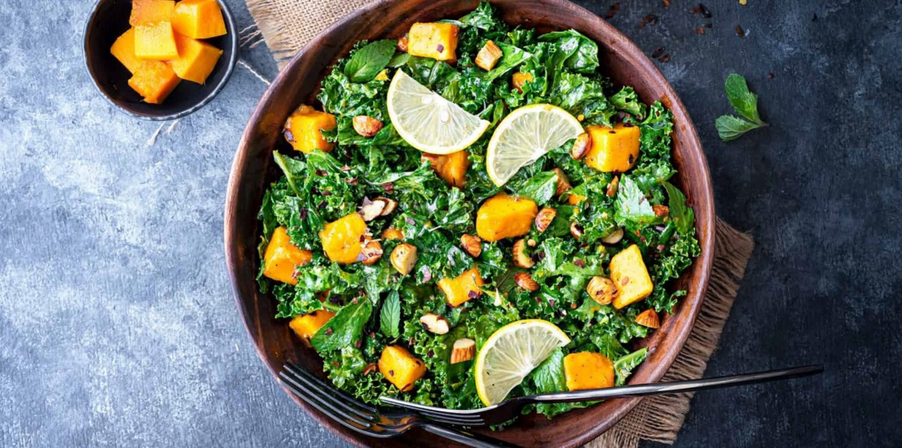 Mango with kale: Try this salad recipe at home