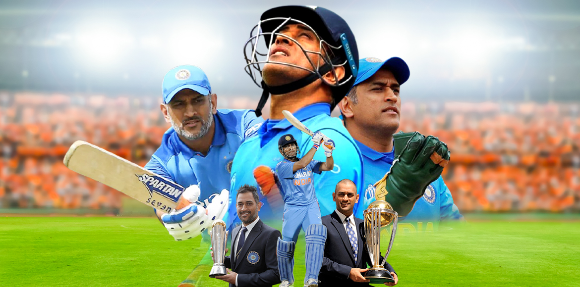 MS Dhoni is not just a player, he is a 'brand'