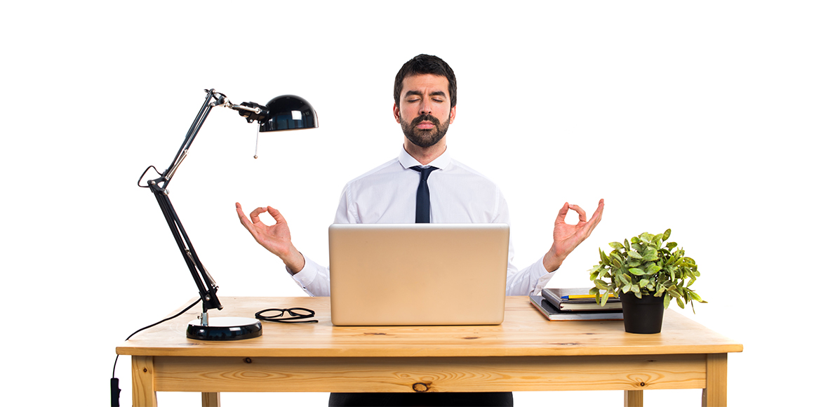 Yoga at work: Keep up your health in office