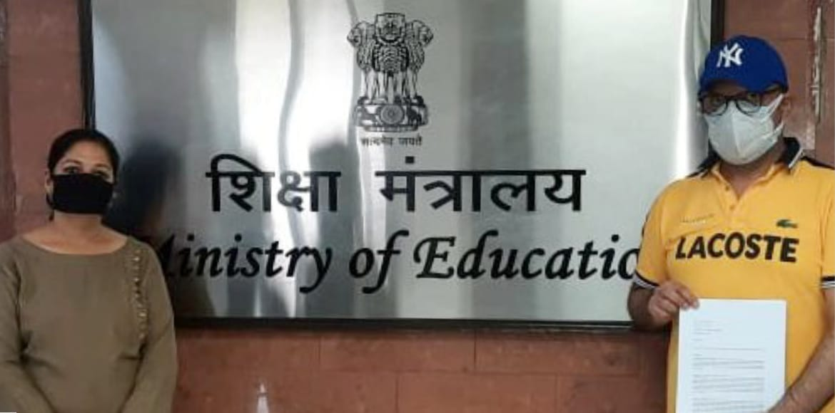 Parents association requests for cancellation of exams for private students