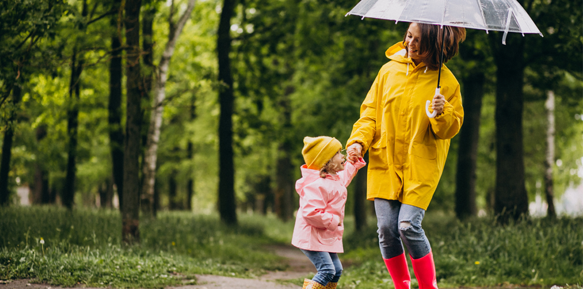 Raincoats that will make you look cooler