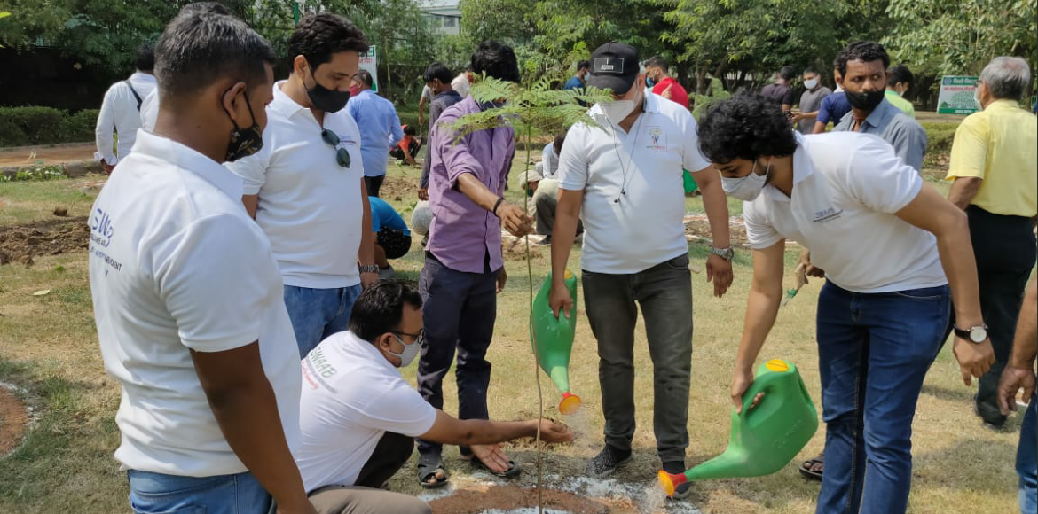 Residents join hands with DDA to increase greenery