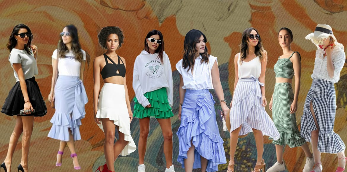 Ruffles: Get the frill with elan