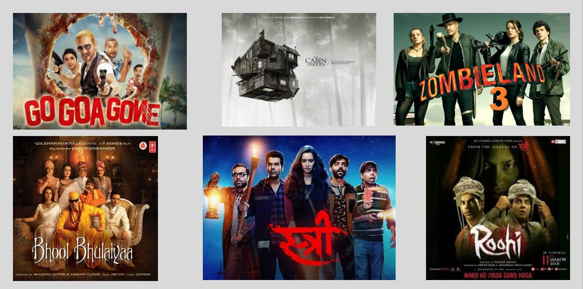Horror comedies you can watch on OTT platforms