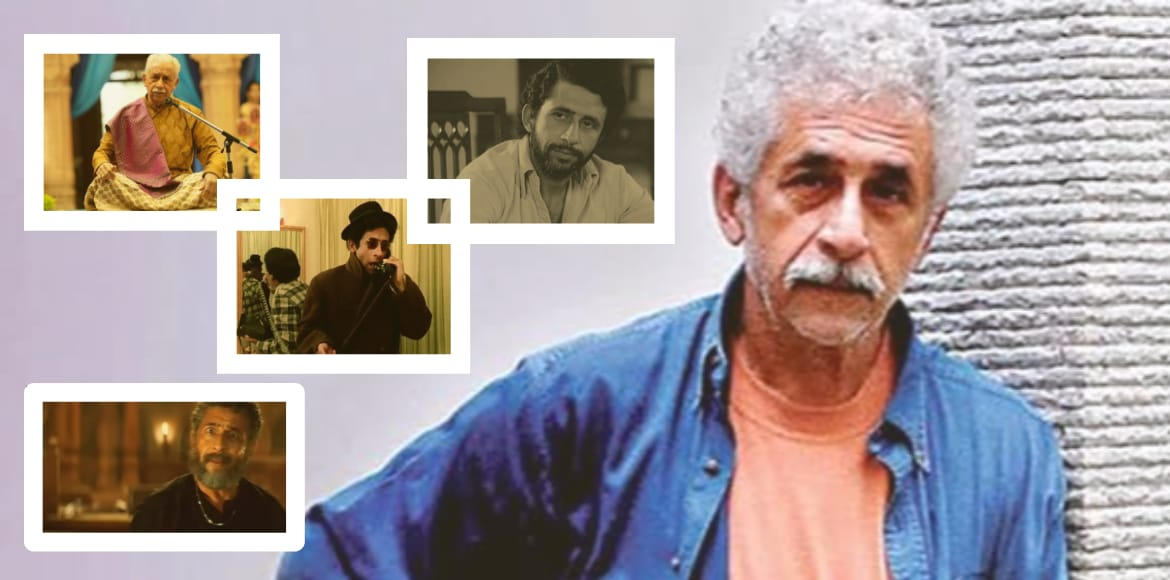 Naseeruddin Shah: A perfect blend of candid and artistic