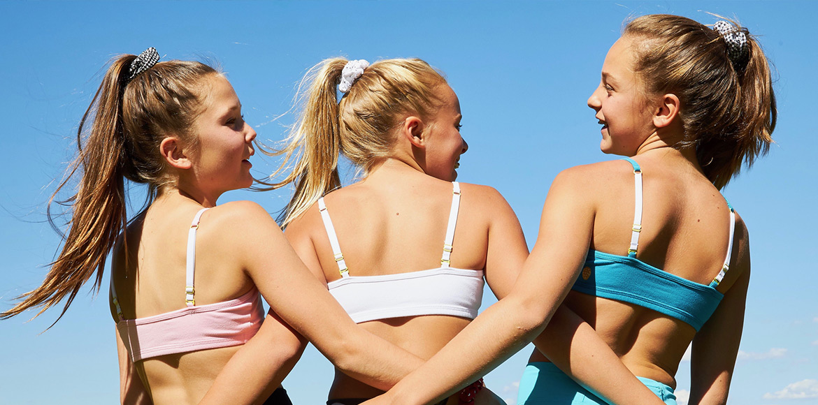 Girls bra: Know These Points Before Buying Your First Bra