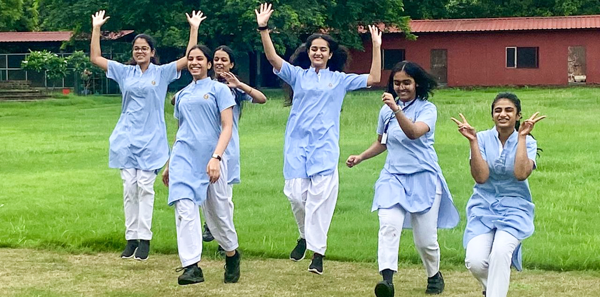 CBSE declares results of class 10 | Student reacti