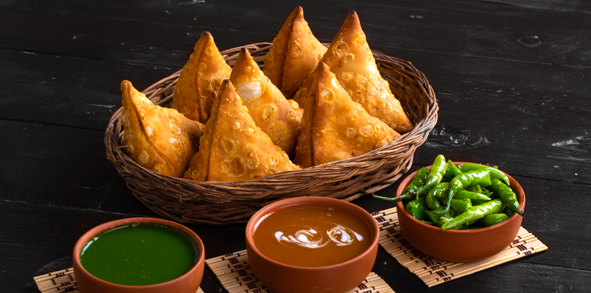 Samosa and its 'fillings', an emotional connection