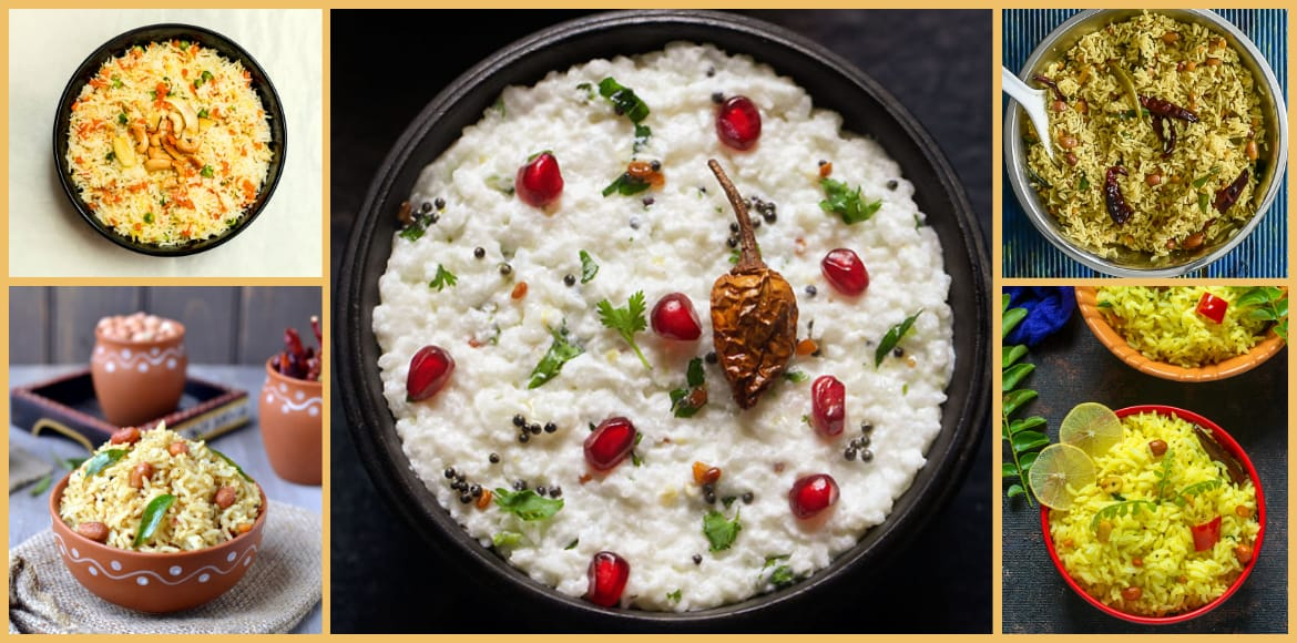 Amazing rice dishes from down south