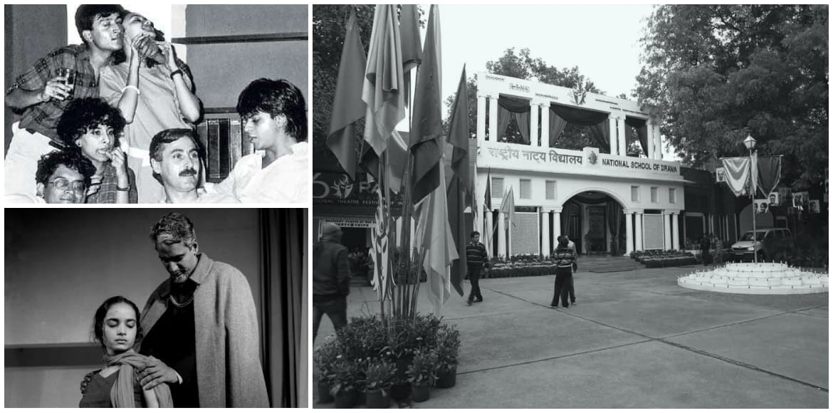 Early architects of Delhi's theatre circuit