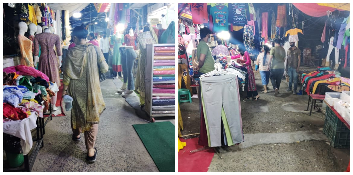 Encroachment by vendors in Sector 6, Dwarka troubles residents & commuters