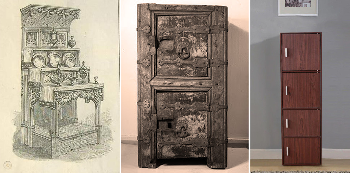 A brief backstory of cupboards