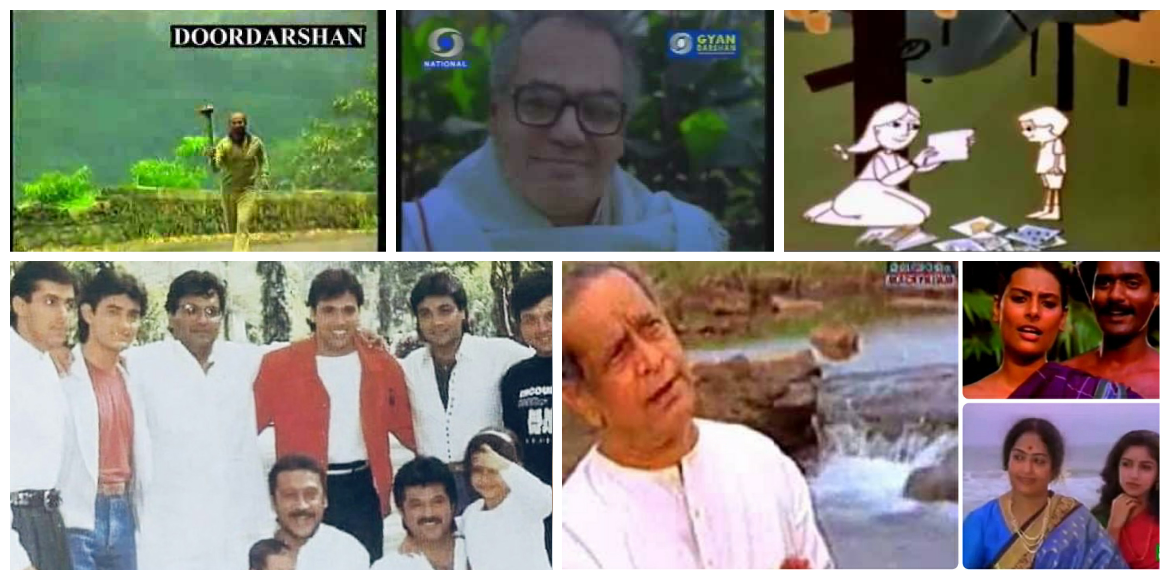 These old Doordarshan videos brought the entire na