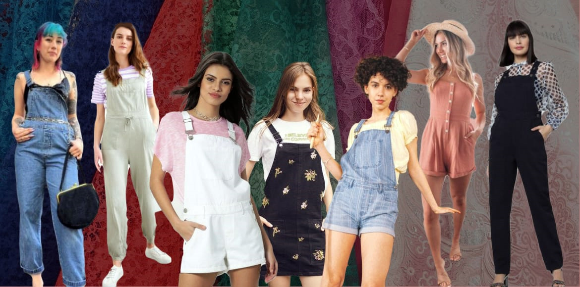 Dungaree fashion: Those overalls can make somebody a trendsetter