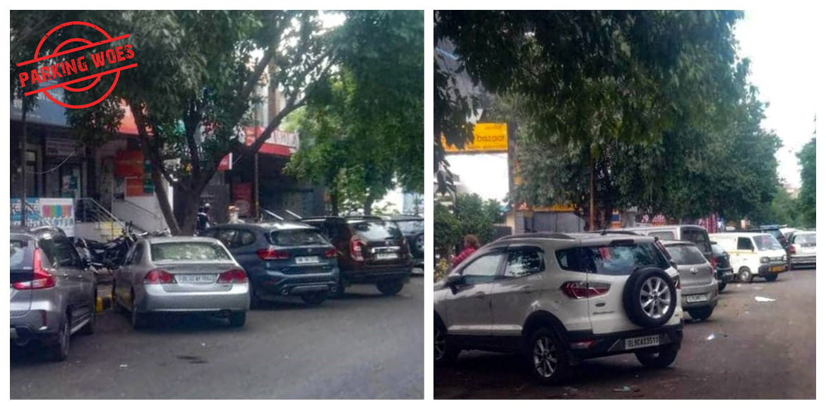 Dwarka: Lack of parking space exposes planning fai