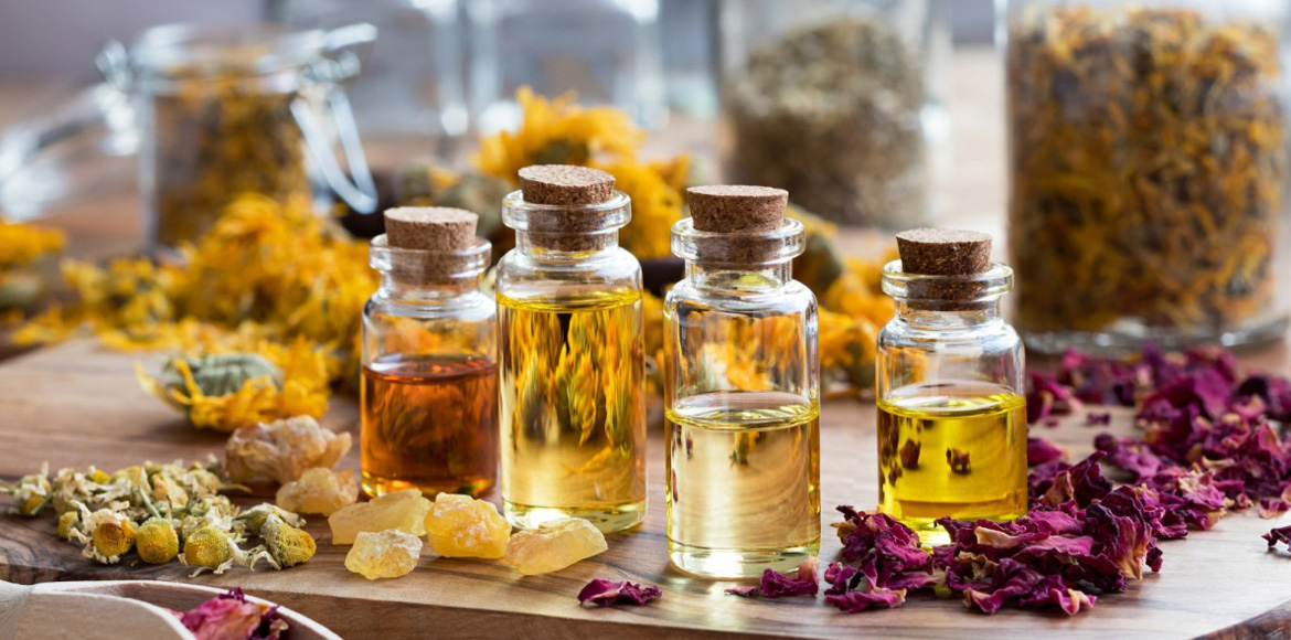 The magical world of essential oils