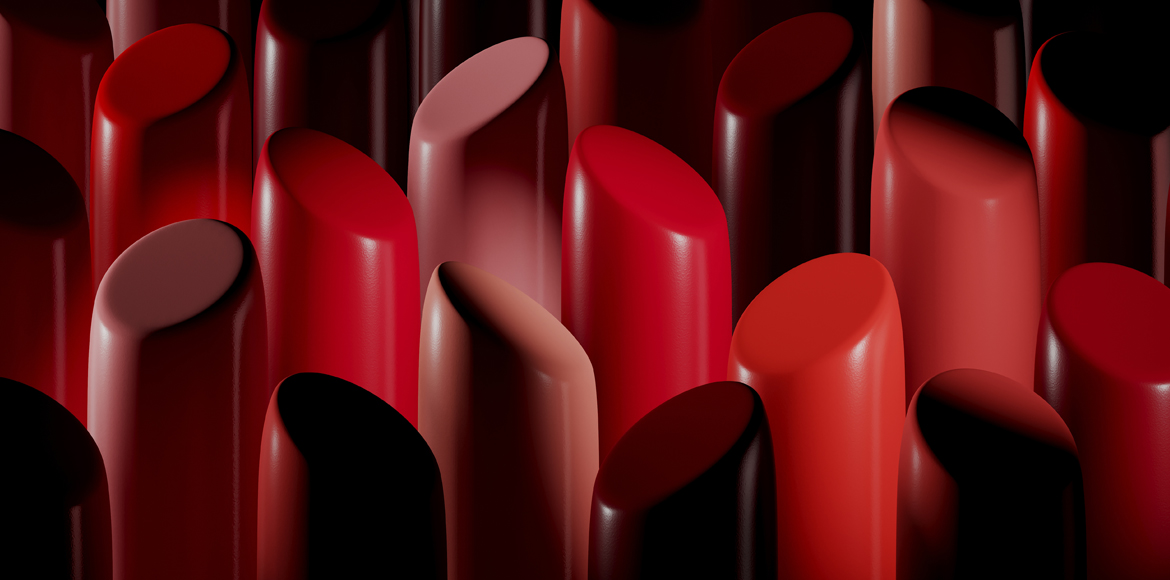 Lipstick is a game-changer