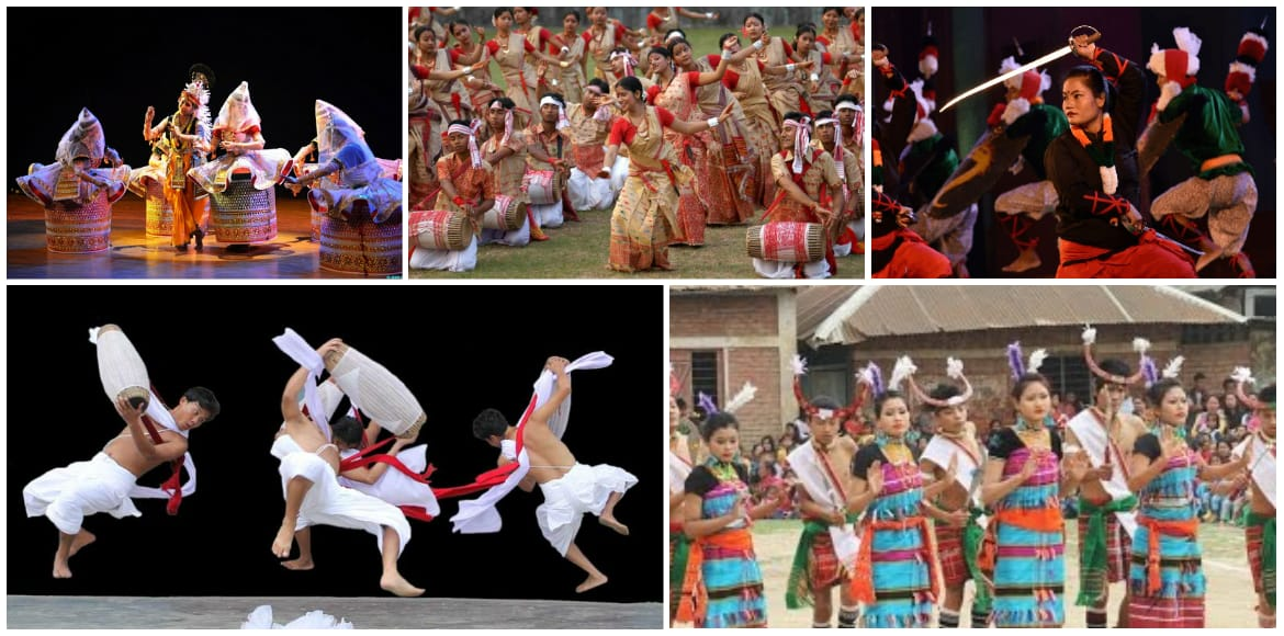 Manipur and its many dance forms