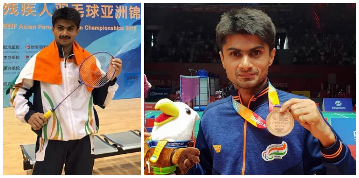 Noida DM Suhas LY is a part of Tokyo Paralympics 2020