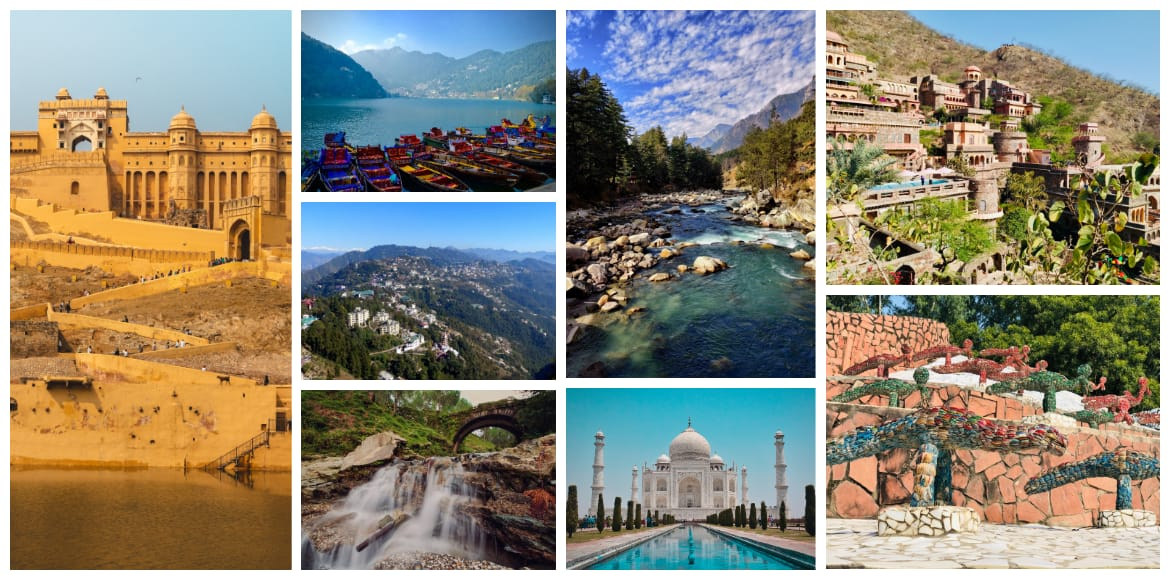 Places to visit around Delhi over long weekends