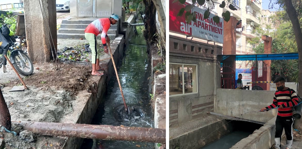 Residents raise a stink over sewerage stench in sector 62
