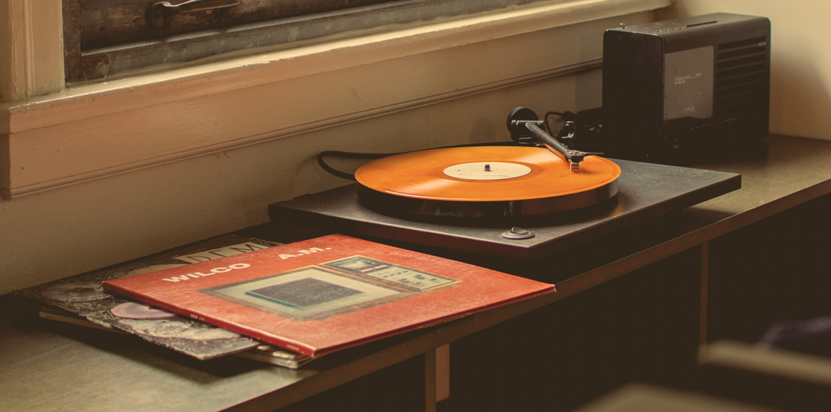 A homecoming for vinyl records