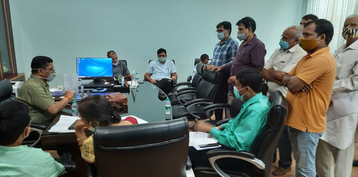 Pending registry of flats: Ecovillage 1, 2, 3 residents meet ACEO