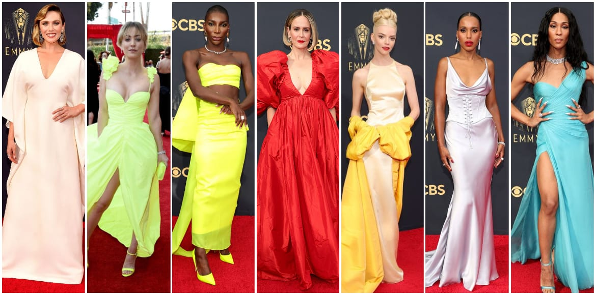 Best outfits from Emmy Awards 2021