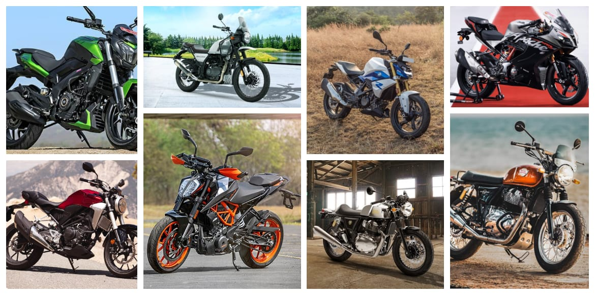 Enjoy dream ride with these affordable machines