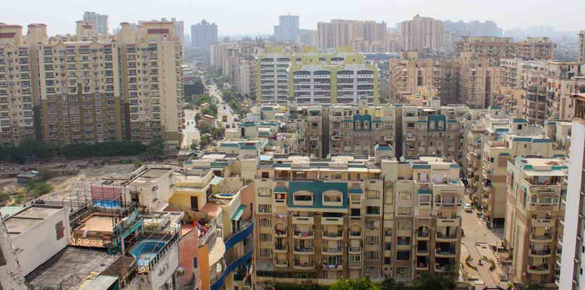 Noida: Residents relieved as authority halved prop