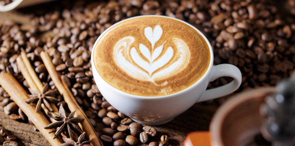 The aromatic world of coffee!