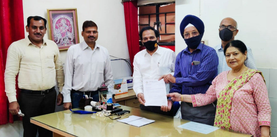 Dwarka Forum raises various issues in meeting with