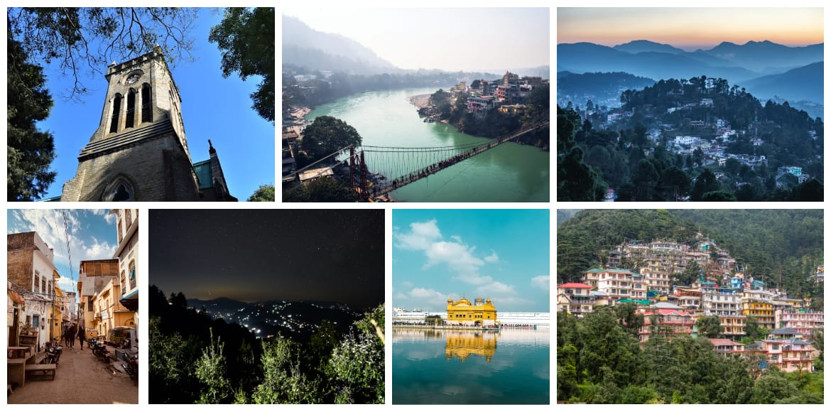 World Tourism Day: Places you can visit under 10k