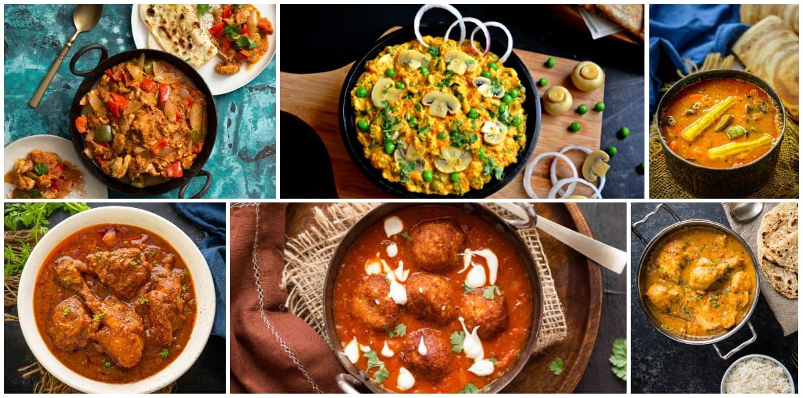 Delectable Indian curries for festive dinners