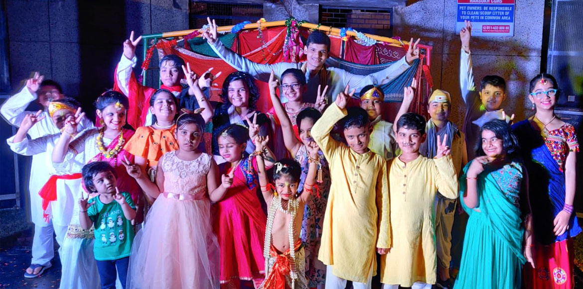 Janmashtami celebrations in Dwarka were a sight to behold