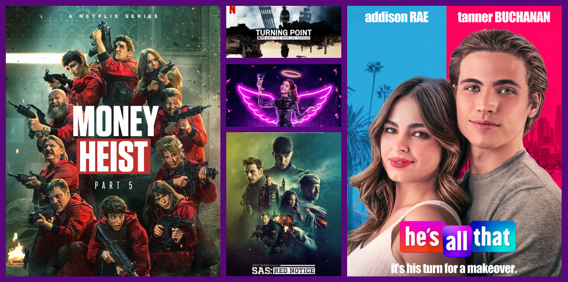 Get your weekend sorted with these top hits on Netflix