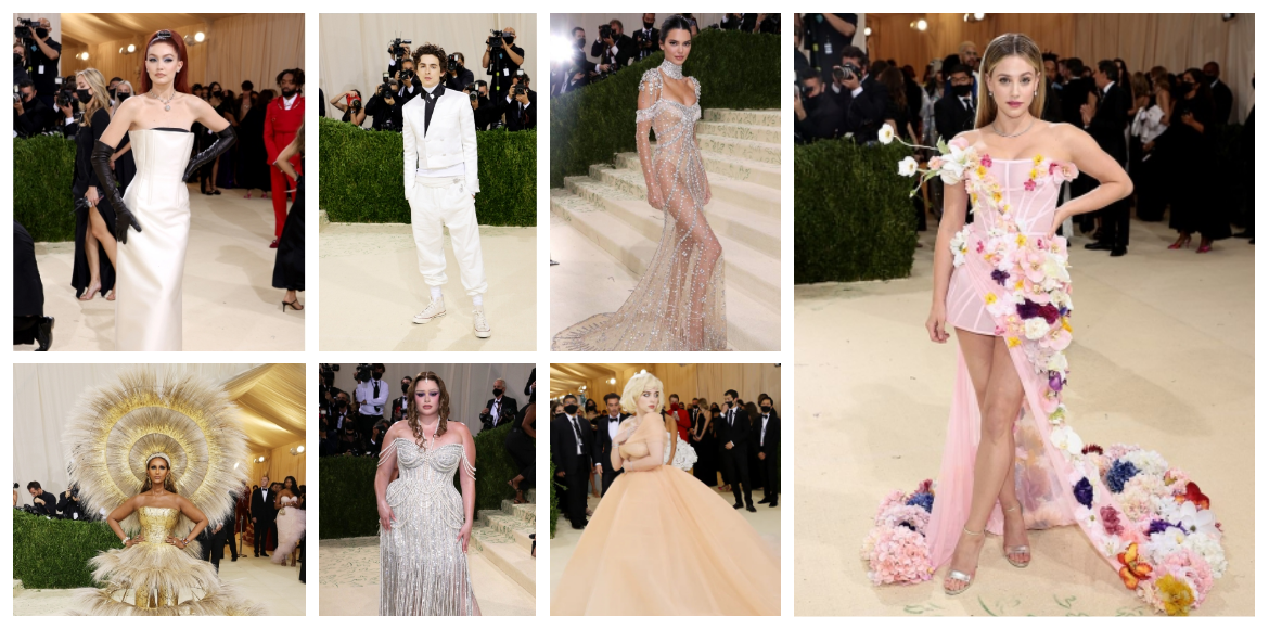 Best outfits from Met Gala 2021!