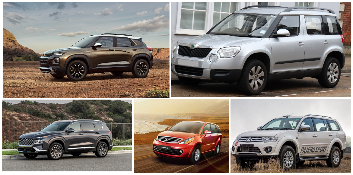 SUV's that didn't live up to expectations