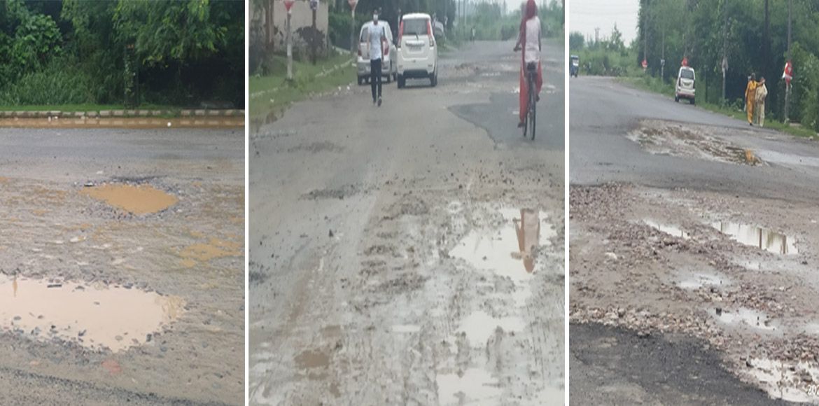 Noida: Sec 168 residents cry for authority's atten