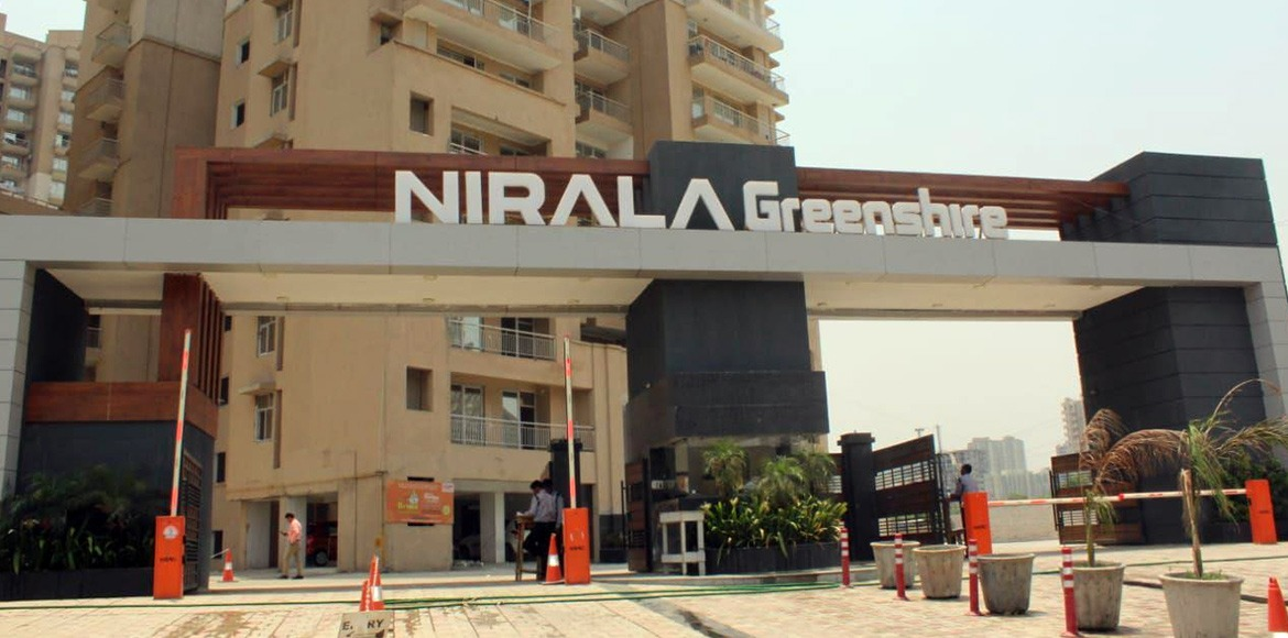 Nirala Greenshire: Alarmed residents point out security lapses