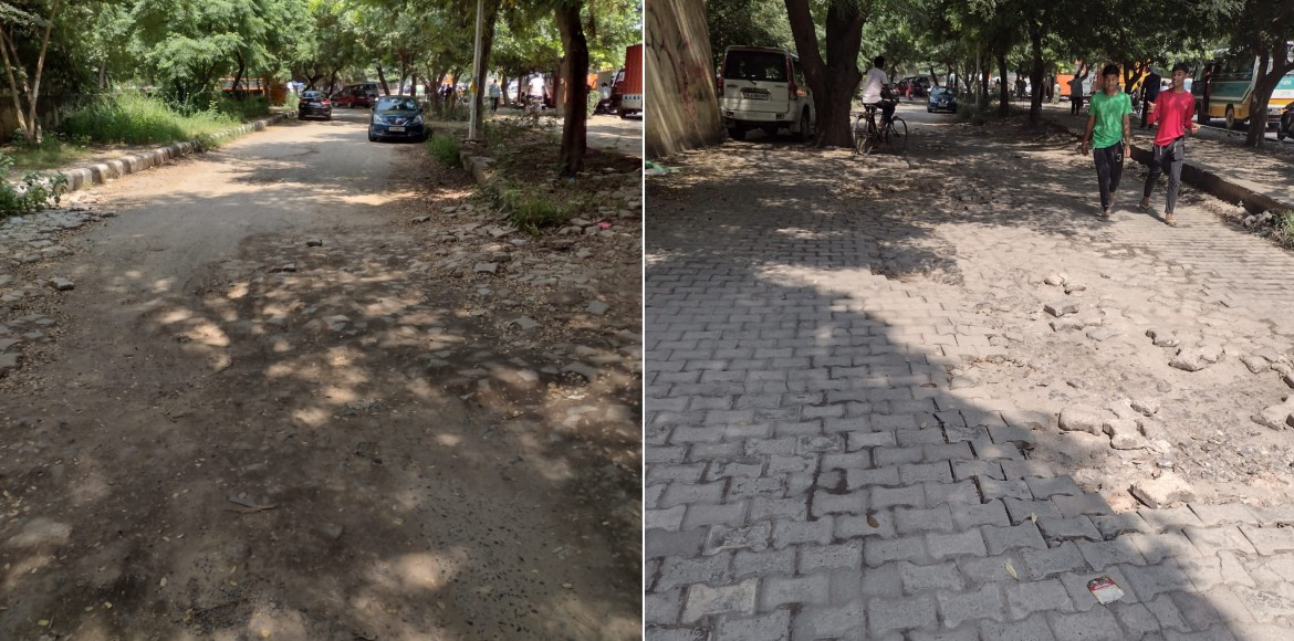 Dwarka: Time to pay attention to these roads at Sector 6