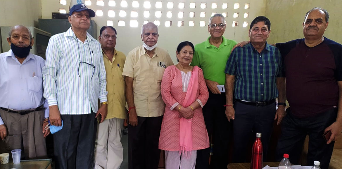 Senior Citizens' Welfare Association elects new managing committee