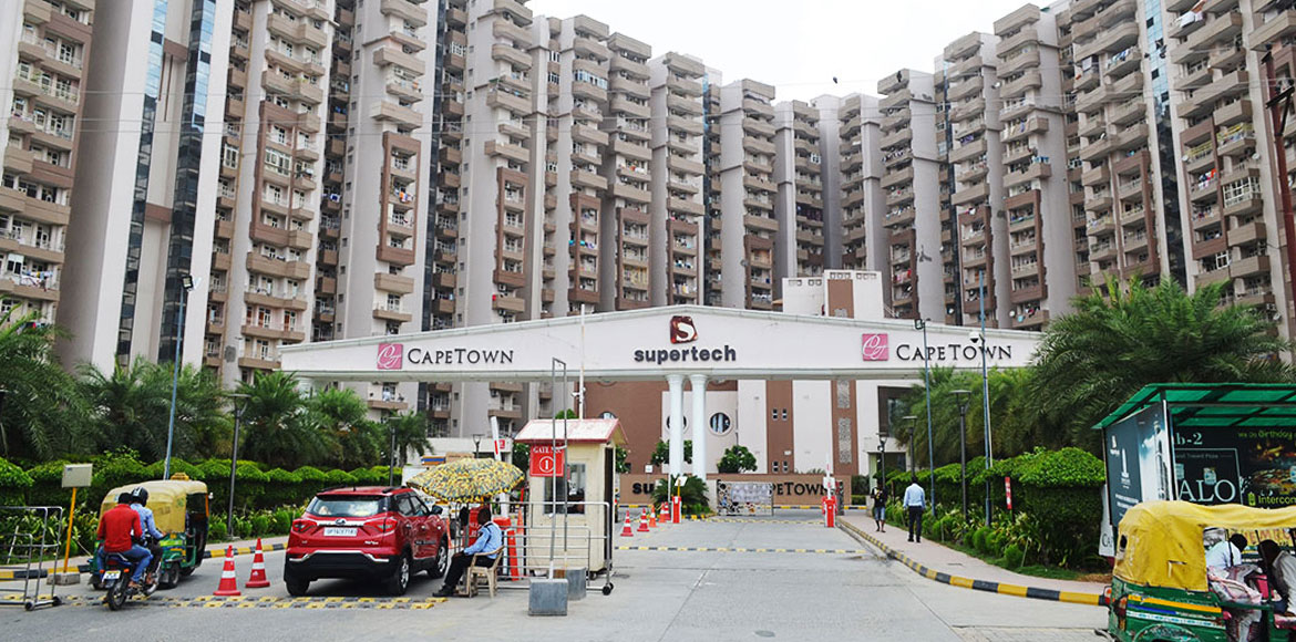 Supertech Capetown: Residents perturbed over pendi