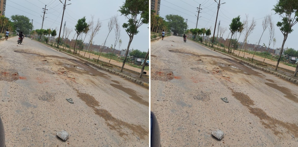 Saviour Greenisle: Residents complain difficulties in negotiating bad roads