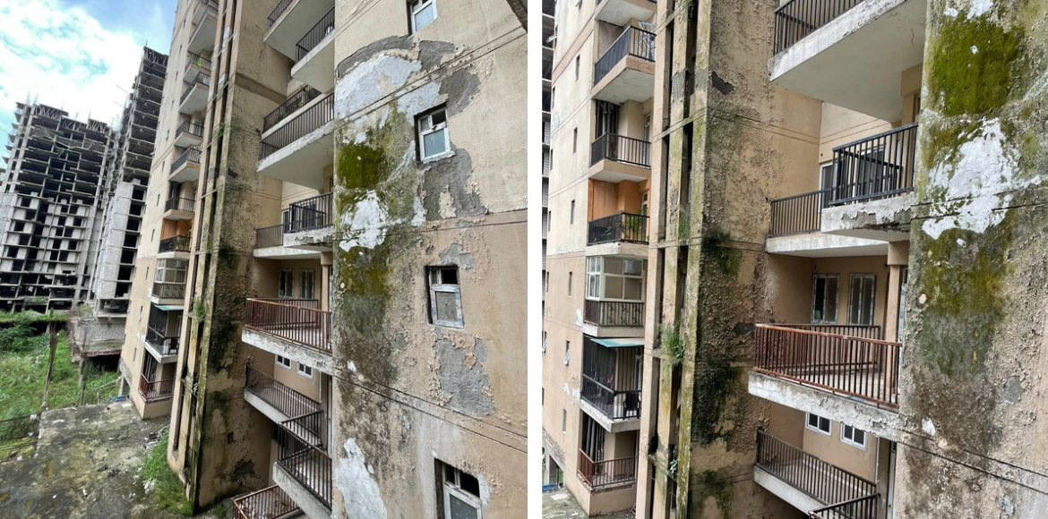 La Residentia- No maintenance in charge in the society for last 3 months