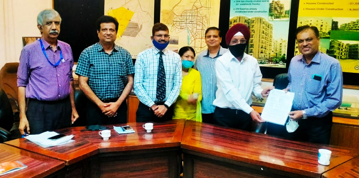 Dwarka Forum discusses civic issues with DDA