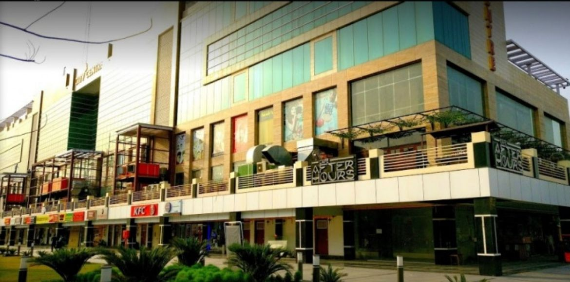 All about Sector-12 City Centre in Dwarka