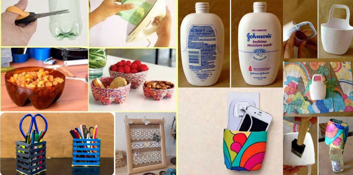 Kabad the Kamal: DIY tricks to create art from was